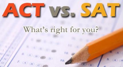 ACT v SAT