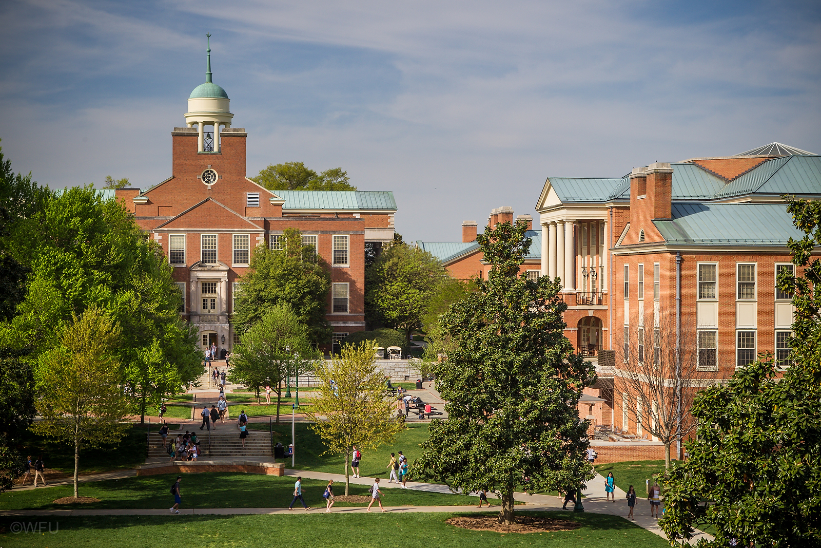 WF Admissions Processing Undergraduate Admissions   Wake Forest   Wake Forest University