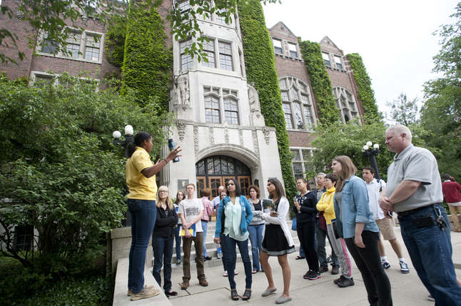 University Of Michigan Student Tours