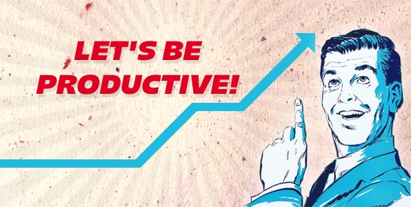 Lets-Be-Productive